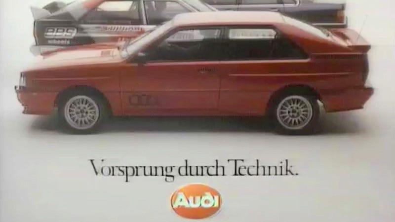 """""""Vorsprung durch Technik"""" turns 40"""