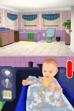 Nintendogs-Type Game with Human Babies!
