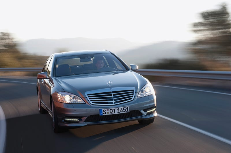2009 Mercedes S-Class AMG Sport: Just Another Pretty Face?