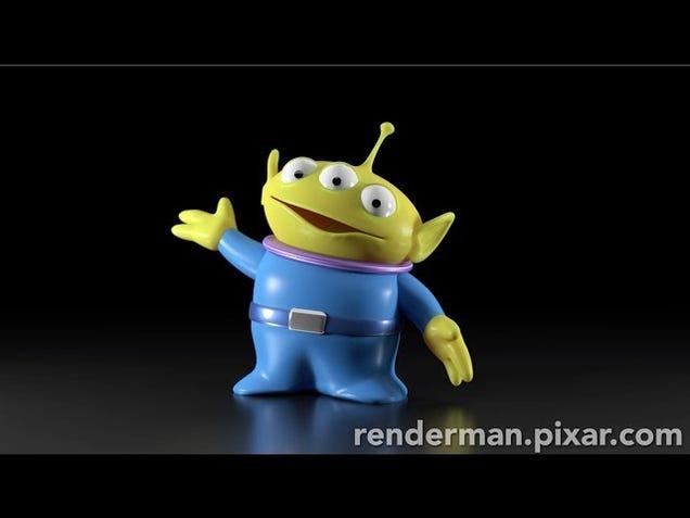Pixar's Powerful 3D Rendering Software RenderMan Is Now Free to Use