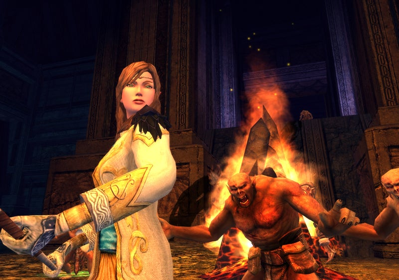 LOTRO: Mines of Moria, New Screens Explore Khazadum