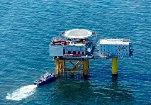 Massive Offshore Wind Farm Will Power 200,000 Danish Homes