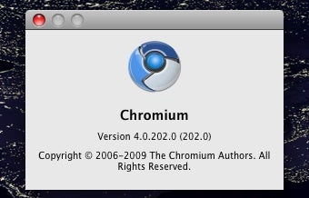 Chromium for Mac Builds Offer Better Bookmark and Flash Support