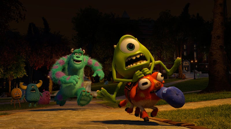 Monsters University: Pixar's Golden Age is Probably Over But That's OK