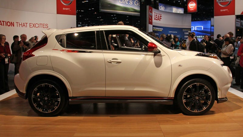 The Nissan Juke NISMO Is The New Juke Hotness