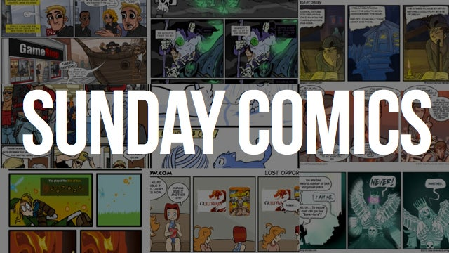 Sunday Comics: Bone-Headed