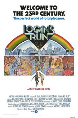Logan's Run Remake Finally Happening ... Maybe