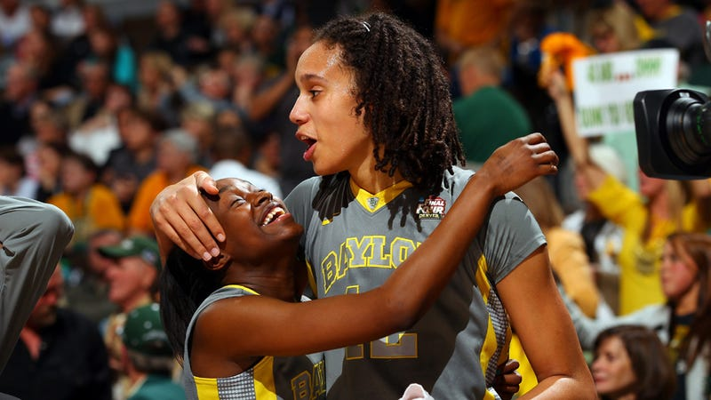 Baylor University Baller Brittney Griner Might Get a Shot at the NBA, But Should She Take It?