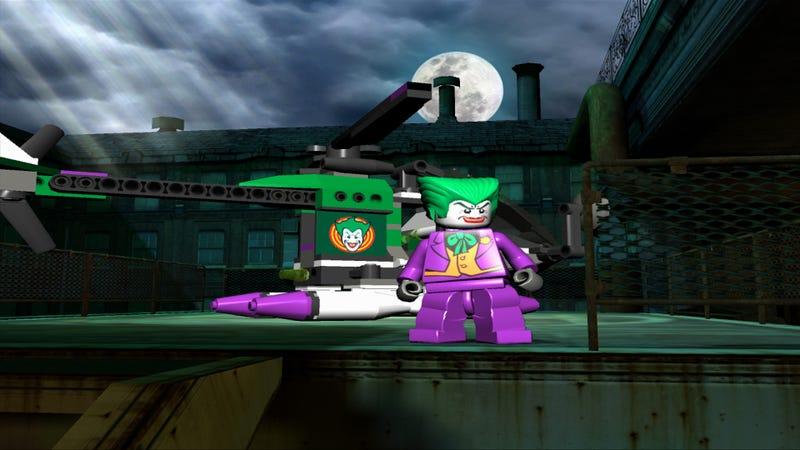 The Vehicles of Lego Batman!