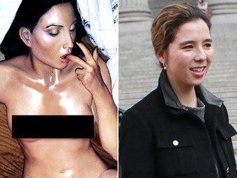 Sex Statue Does Not Resemble Sex Statue Model
