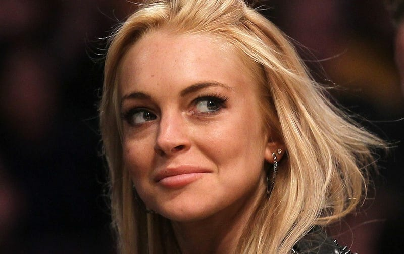 Is Lindsay Lohan Making Her Big Comeback in Superman?