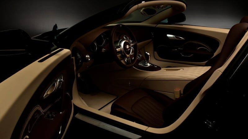 All Bugattis Are Special Therefore No Bugattis Are Special
