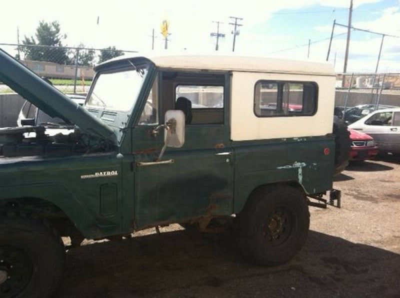 For $2,500, Go On Patrol