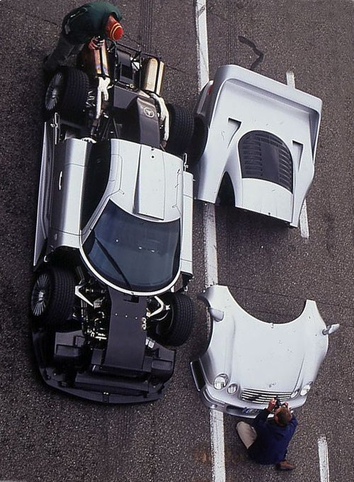 You Had Me At CLK-GTR
