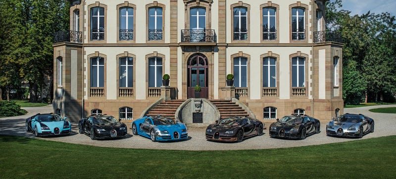That's A Lotta Veyron