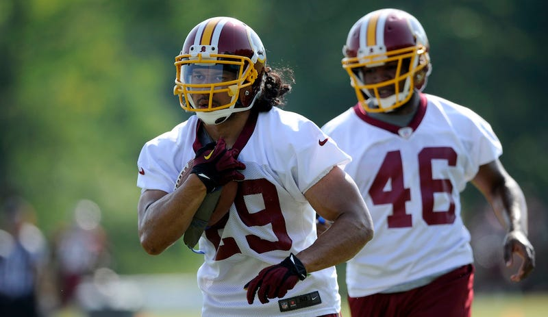 "Washington Redskins Trademark Cancelled Over ""Disparaging"" Name"