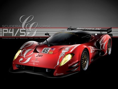 The P4/5 Competizione: Another Look