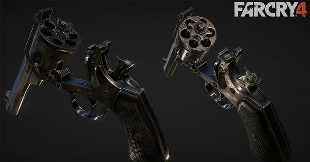 Guns, Guns & More Guns (And Knives, And Bows)