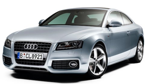 Audi A5 2.0 TDI Nearly As Econonomical As A Prius
