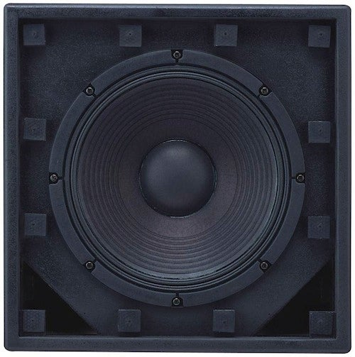This is God's Thundering Subwoofer