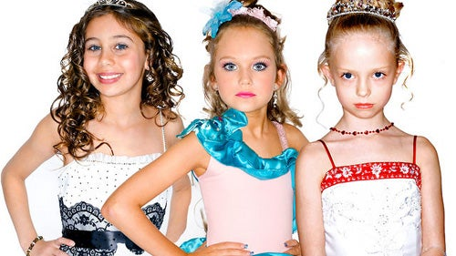 Child Pageants: American Pasttime Exported Across The Pond