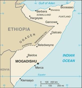 Games Ban Might Encourage Somali Teens to Shoot Real Guns