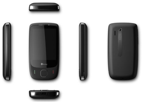 HTC Touch 3G Pictures and Specs Leak: Touch 3G and Viva Officially Confirmed