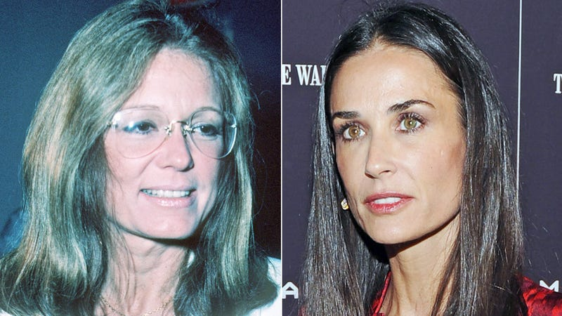 Demi Moore to Play Gloria Steinem in Highly Anticipated Blow Job Movie