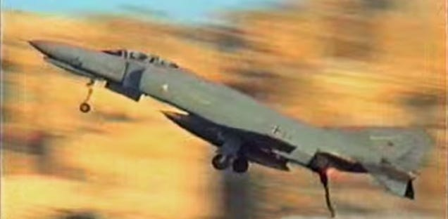 This Is The Most Mind-Blowing F-4 Phantom Air Show Demo Of All Time