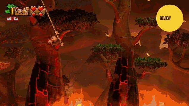 Donkey Kong Country: Tropical Freeze: The Kotaku Review