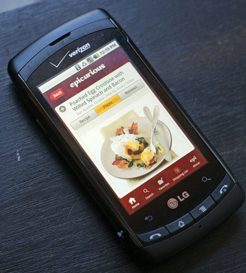 Epicurious, the Recipe App, Finally Makes the Jump to Android