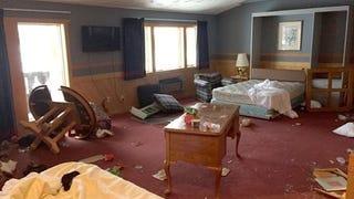 Michigan Frat's 48-Hour Rager Wrecks Resort, Causes $430,000 in Damages
