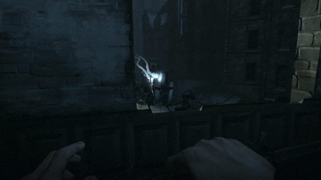 It's Man Vs. Manned Machine In This Dishonored Gameplay Sneak Peek