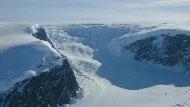 Just 12 million years ago, there were forests on Antarctica