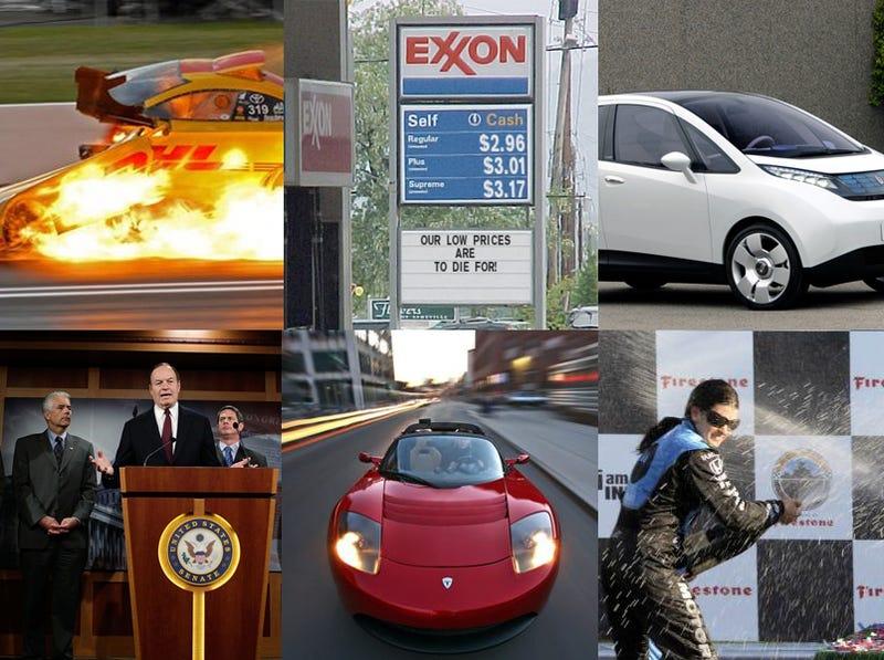 The Ten Biggest Automotive Stories Of 2008