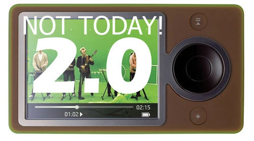No Zune Announcement Today
