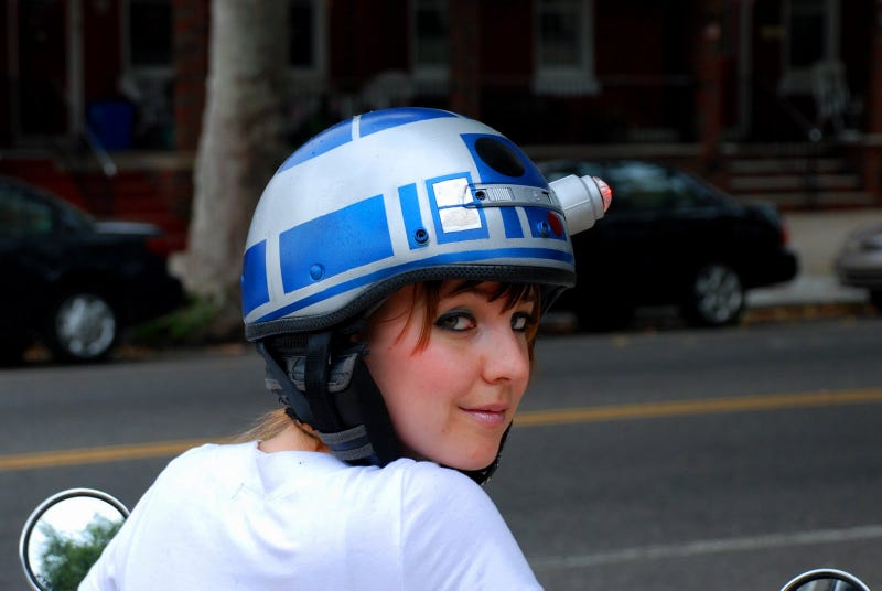 This Is the Helmet You Are Looking For
