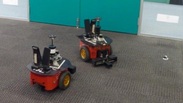 Streuth! Aussie Robots are Being Taught Their Very Own Spoken Language