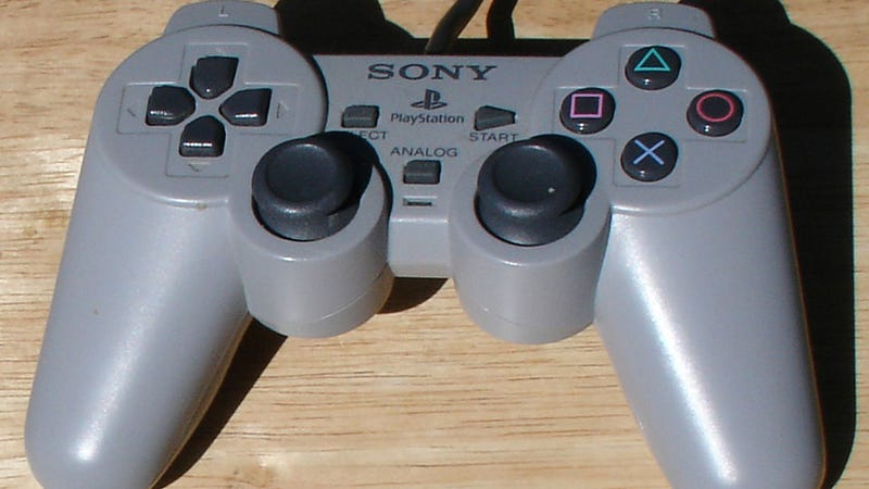 The Evolution of the PlayStation Control Pad