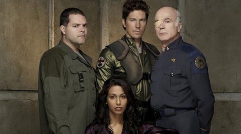More Of The Same, But Different, In BSG Movie