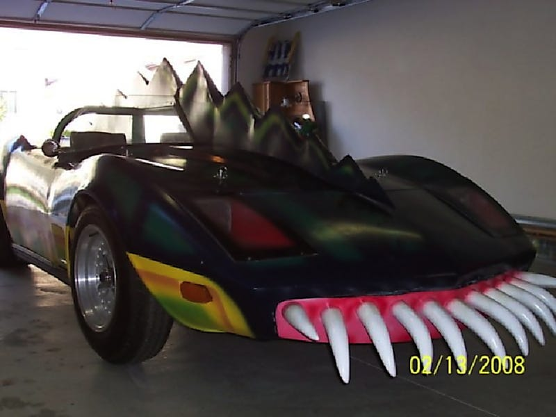 Death Race 2000 Tribute '68 Beetle For $10,000!