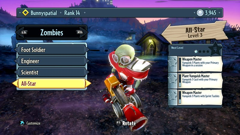 Tips For Playing Plants Vs. Zombies: Garden Warfare
