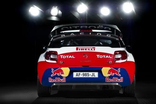 2011 Citroen DS3 WRC
