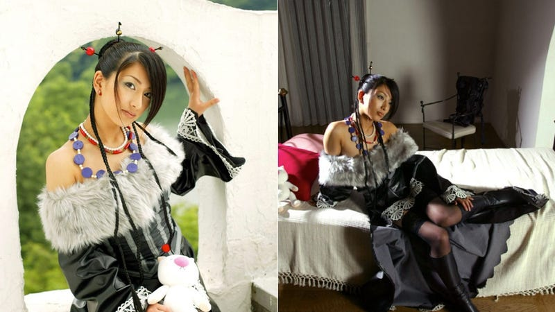 Thank this Japanese Porn Star for Edgy Cosplay
