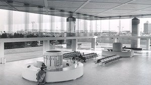 JFK Airport's Terminal 6: The sad demise of a modern design marvel
