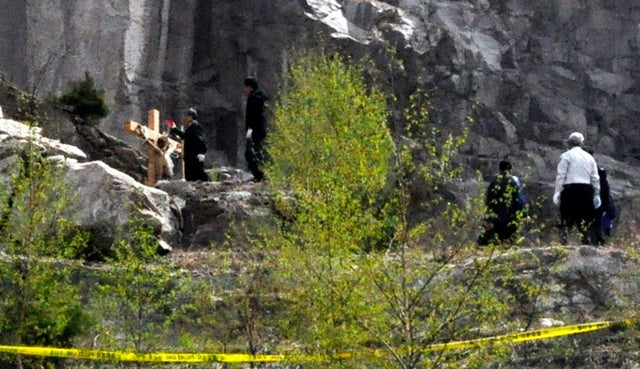 Police: Crucified South Korean Man Crucified Himself