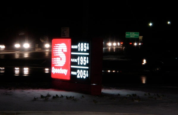 Jalopnik Poll: How Low Can Gas Prices Go?