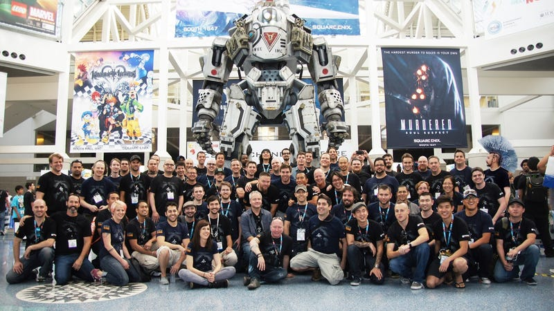 Titanfall Was Almost Destroyed By Lawsuits