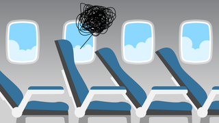 The Three Rules for Riding on Airplanes