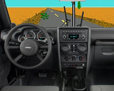 Kotaku 'Shop Contest: Only In A Jeep Winners